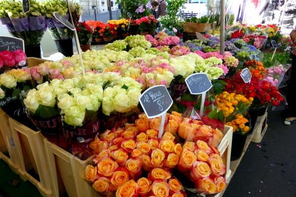 P1000165 Market Visit – President Wilson Market in Paris