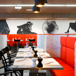 Silk Brasserie: Contemporary and casual dining in Lyon