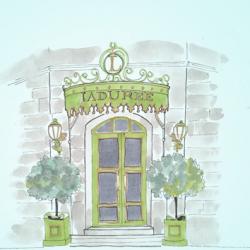Savoring classic Ladurée macarons in Paris