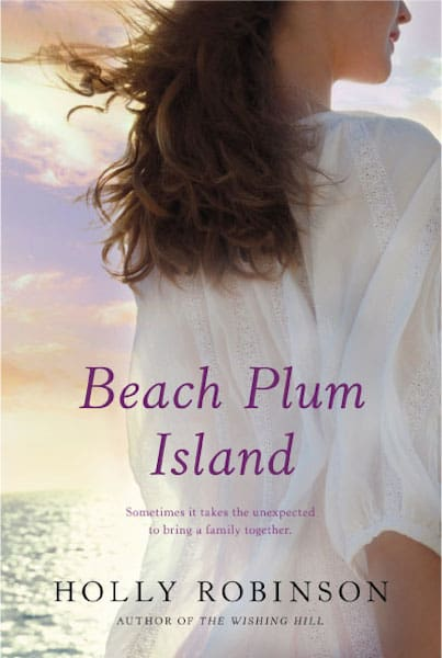 Cover of Beach Plum Island by Holly Robinson