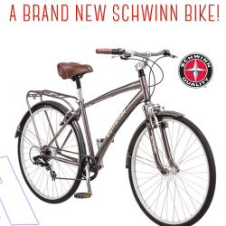 Win a new Schwinn Bike and Gear (contest ended)