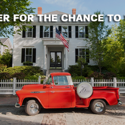 Win a three-night trip for two to Nantucket (contest ended)