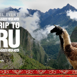 Win a six-day trip for two to Peru (contest ended)