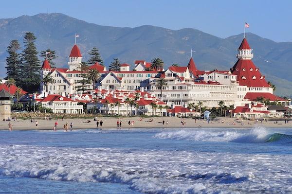 Hotel del Coronado-CoronadoBeach (credit: Brett Shoaf)