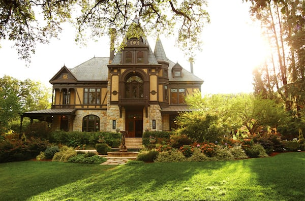 The Rhine House (Photo courtesy of Beringer Vineyards)