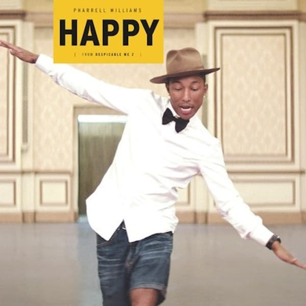 Album cover from Happy (Source: Wikipedia)