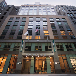 Homewood Suites debuts in the Big Apple