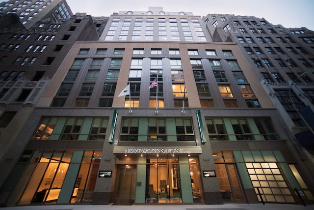 Homewood Suites debuts in the Big Apple - More Time to Travel