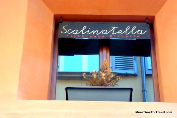 Scalinatella in Bologna