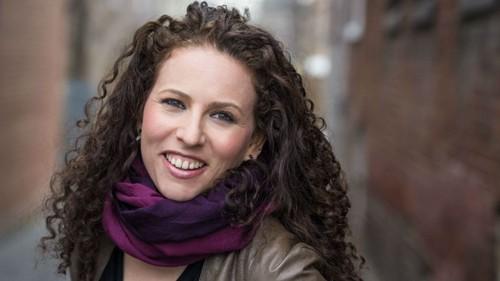 Sarah Wildman, author of Paper Love