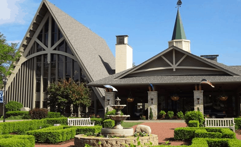 A visit to the abbey resort in lake geneva more time to for Lake geneva resorts cabins