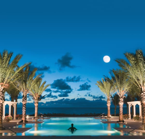 South Pool at The Breakers Palm Beach (Photo courtesy of The Breakers)