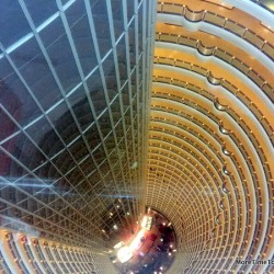 Above Shanghai: Ascending the Jin Mao Tower