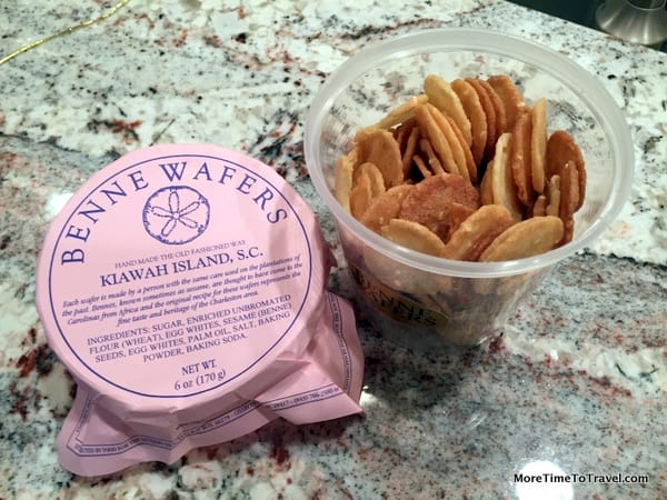 Benne Wafers