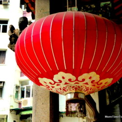 Visiting the Tin Hau Temple at Causeway Bay, Hong Kong