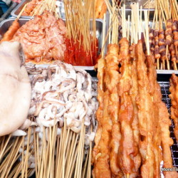 Six street food specialties in China