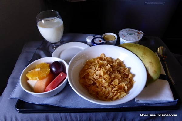 What is it like to fly United BusinessFirst?
