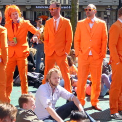 The case for visiting Amsterdam on King's Day