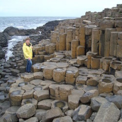 Guest Post – Northern Ireland: From giant ships to the giant's causeway