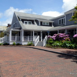 White Elephant: A harbor front luxury hotel in Nantucket