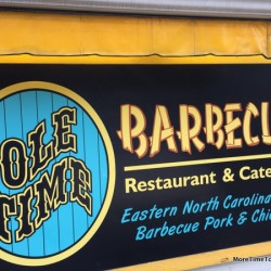 Ole Time Barbecue: Raleigh barbecue joint offers an Eastern-style feast