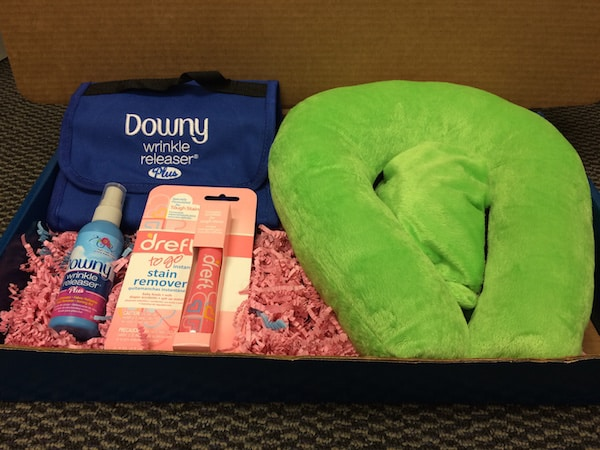 Downy Wrinkle Releaser Plus Travel Kit