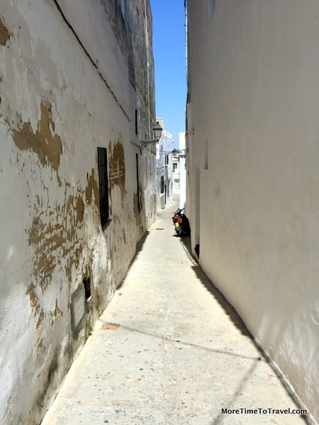 White Villages In Andalusia More Time To Travel