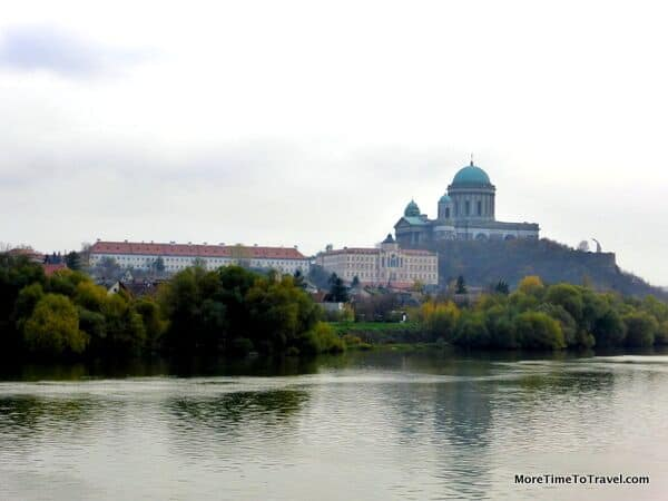 River cruising on the Danube