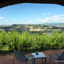 Altarocca Wine Resort: Breathtaking views of Orvieto and beyond