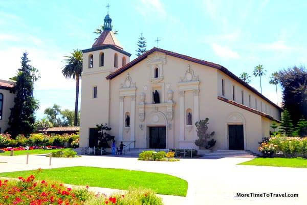Historical Mission Santa Clara de Asis