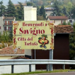 Savigno: An Italian hill town celebrates the truffle with style