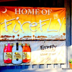 Firefly Distillery serves up low country charm