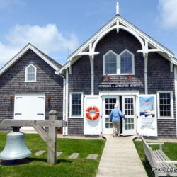 Visiting the Nantucket Shipwreck & Lifesaving Museum