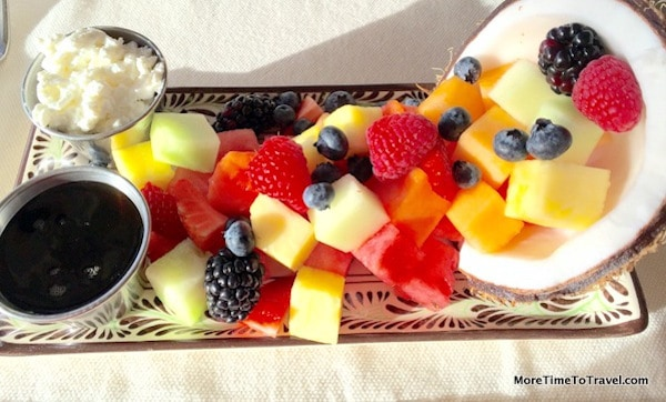 Best Breakfast in Los Cabos: The Resort at Pedregal