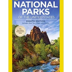BOOK GIVEAWAY – New National Geographic Guide to National Parks (contest ended)