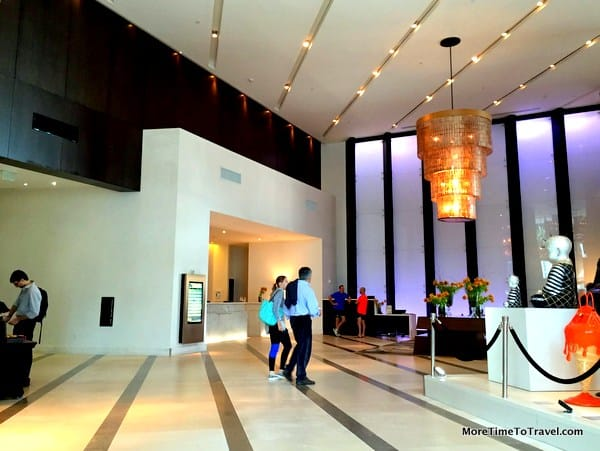 A stay at epic a kimpton hotel in miami more time to travel for Epic apartments miami