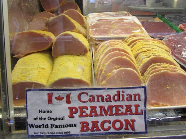Canadian Peameal Bacon: A Toronto Tradition