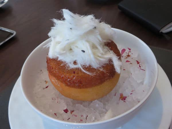 Grapefruit Givre at Cafe Boulud