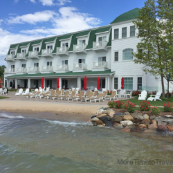 Hotel Walloon: A sparkling new Michigan lakeside boutique hotel