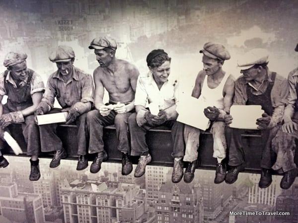 A remarkable tour of Rockefeller Center