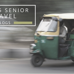 More Time To Travel named top senior traveler blog