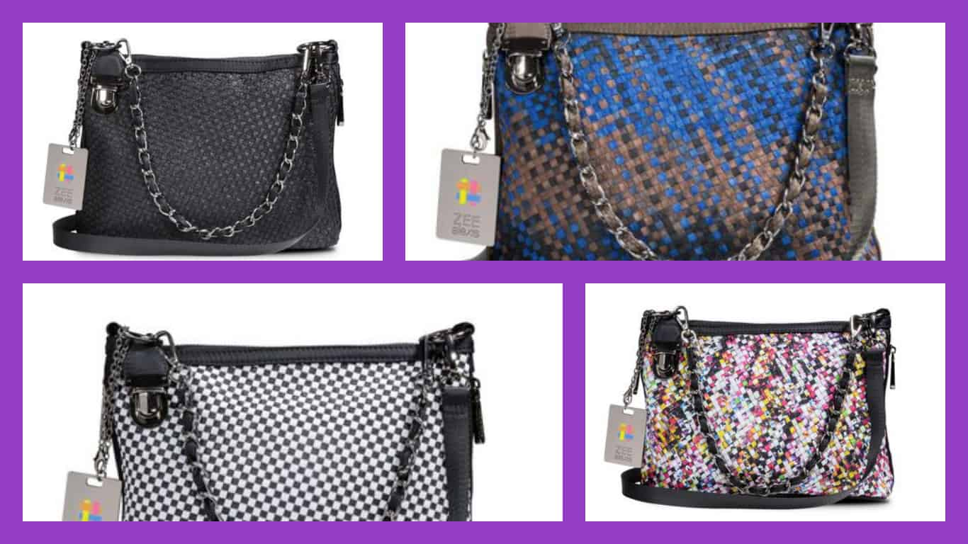 Color Choices for Zee Alexis Beacon Shoulder Bag
