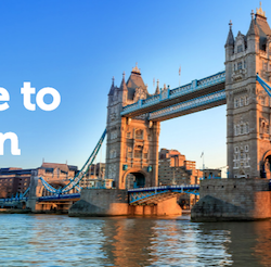 Win a trip to London for two (contest ends 11/30/16)