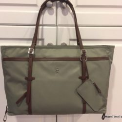 Review and Giveaway: Victorinox, a perfect travel tote (ended)