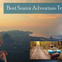More Time To Travel named a top senior adventure blog