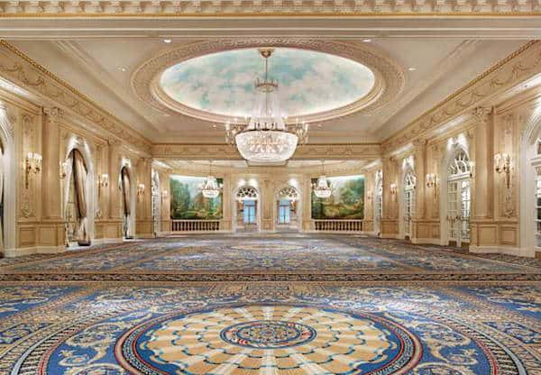 Grand Salon (Photo credit: JW Marriott Essex House New York)