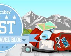 CreditDonkey names More Time To Travel a top female travel blog!