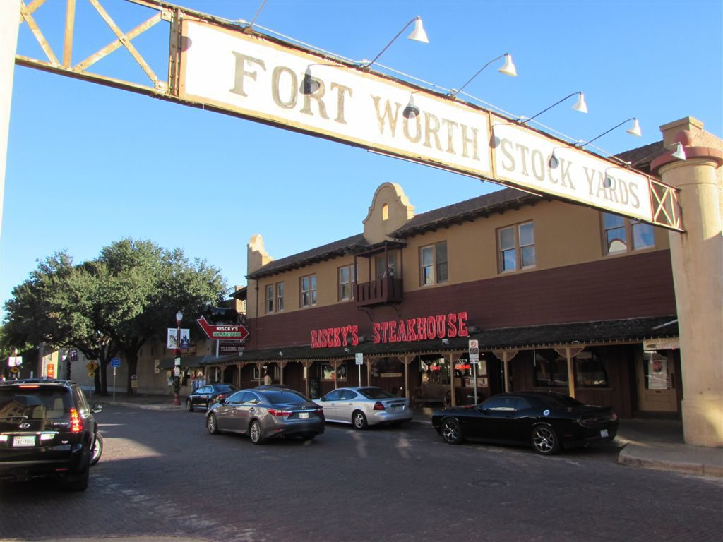 Fort Worth - Cowtown