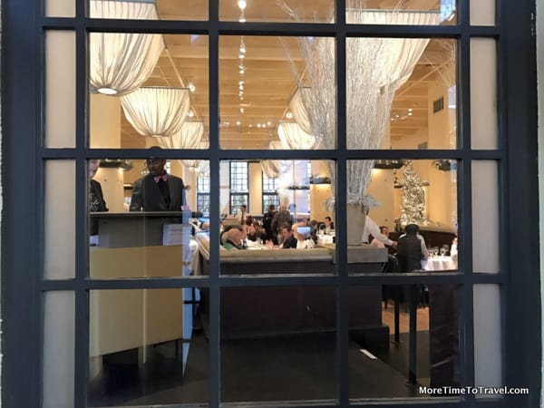 Return to Gotham: A great fixed price lunch at Gotham Bar and Grill ...
