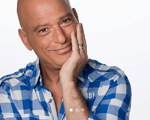 Comedian Howie Mandel, one of the subjects of a mental health installation at Boston Logan (Screenshot: Deconstructing Stigma website)